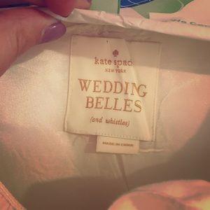 Kate Spade Wedding Belle Dress